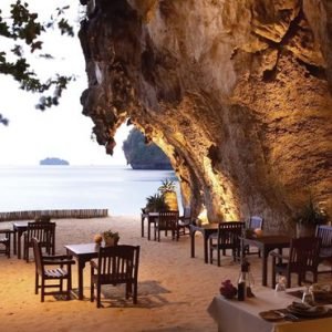 Krabi Honeymoon Packages Rayavadee Krabi Restaurants 5