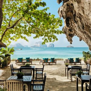 Krabi Honeymoon Packages Rayavadee Krabi Restaurants 6