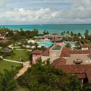 Sandals Grande Antigua Reseort & spa resort overview