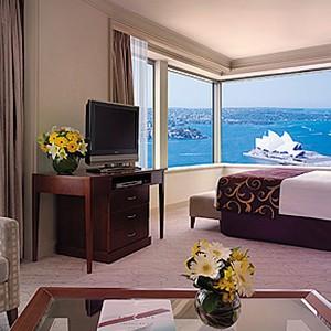 Shangri-La Sydney - bedroom2