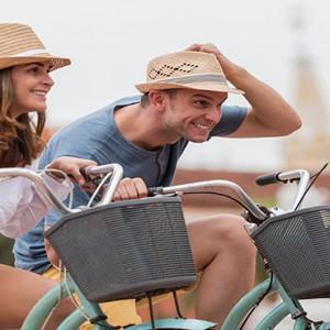 Thailand Honeymoon Packages Banyan Tree Bangkok Bike Tour