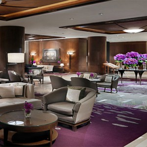 Thailand Honeymoon Packages Banyan Tree Bangkok Lobby Lounge