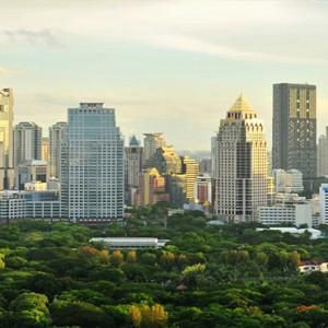 Thailand Honeymoon Packages Banyan Tree Bangkok Lumpini Park