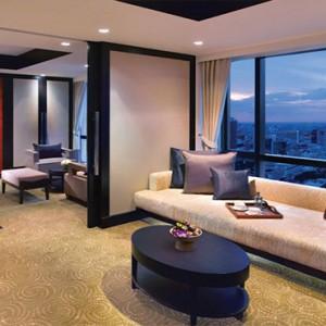 Thailand Honeymoon Packages Banyan Tree Bangkok One Bedroom Suite