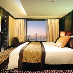 Thailand Honeymoon Packages Banyan Tree Bangkok Presidential Suite