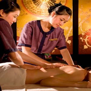 Thailand Honeymoon Packages Banyan Tree Bangkok Spa Massage1