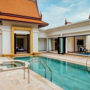 Thailand Honeymoon Packages Banyan Tree Phuket Serenity Three Bedroom Pool Residence