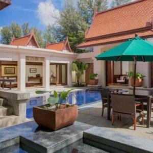 Thailand Honeymoon Packages Banyan Tree Phuket Signature Two Bedroom Pool Villa 5