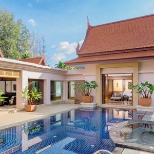 Thailand Honeymoon Packages Banyan Tree Phuket Grand Two Bedroom Pool Villa 9