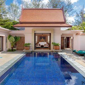 Thailand Honeymoon Packages Banyan Tree Phuket Signature Two Bedroom Pool Villa 8
