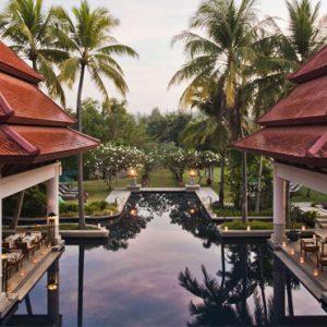 Thailand Honeymoon Packages Banyan Tree Phuket Pool 2