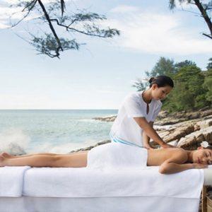 Thailand Honeymoon Packages Pullman Phuket Arcadia Naithon Beach Outdoor Spa Massage
