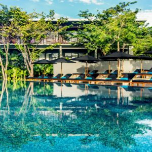 Thailand Honeymoon Packages Pullman Phuket Arcadia Naithon Beach Pool