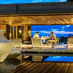 Thailand Honeymoon Packages Pullman Phuket Arcadia Naithon Beach Restaurant 1