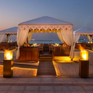 Abu Dhabi Honeymoon Packages Emirates Palace BBQ Al Qasar