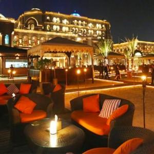 Abu Dhabi Honeymoon Packages Emirates Palace Breeze Lounge