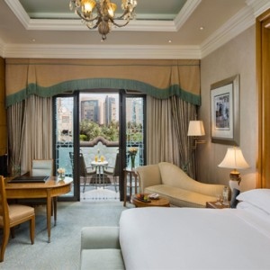 Abu Dhabi Honeymoon Packages Emirates Palace Coral Room