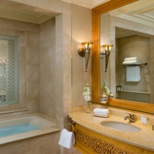 Abu Dhabi Honeymoon Packages Emirates Palace Coral Room 2