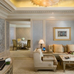 Abu Dhabi Honeymoon Packages Emirates Palace Khaleej Deluxe Suite 2