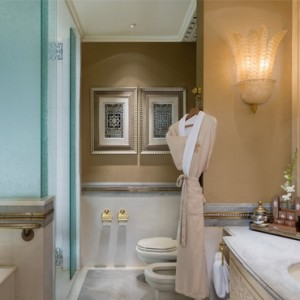 Abu Dhabi Honeymoon Packages Emirates Palace Khaleej Suite 3
