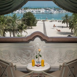 Abu Dhabi Honeymoon Packages Emirates Palace Khaleej Suite 4