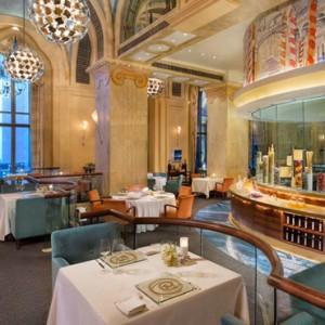 Abu Dhabi Honeymoon Packages Emirates Palace Mezzaluna