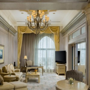 Abu Dhabi Honeymoon Packages Emirates Palace Palace Pearl Suite 2