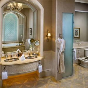 Abu Dhabi Honeymoon Packages Emirates Palace Palace Pearl Suite 3