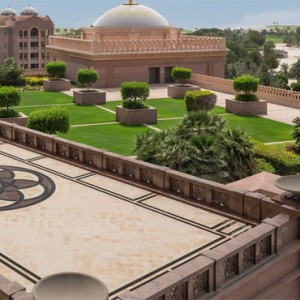 Abu Dhabi Honeymoon Packages Emirates Palace Palace Pearl Suite 4