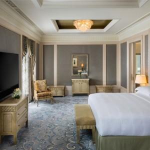 Abu Dhabi Honeymoon Packages Emirates Palace Royal Khaleej Suite