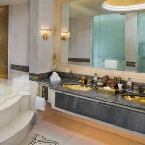 Abu Dhabi Honeymoon Packages Emirates Palace Royal Khaleej Suite 3