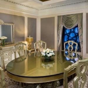 Abu Dhabi Honeymoon Packages Emirates Palace Royal Khaleej Suite 4