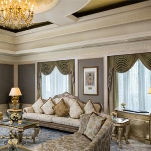 Abu Dhabi Honeymoon Packages Emirates Palace Royal Khaleej Suite2
