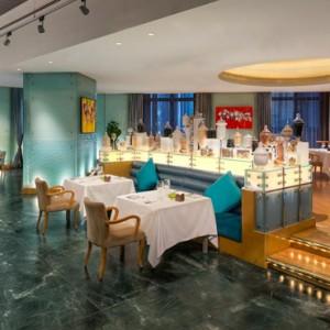 Abu Dhabi Honeymoon Packages Emirates Palace Sayad Seafood Restaurant