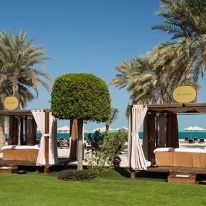Abu Dhabi Honeymoon Packages Emirates Palace Cabana