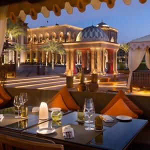 Abu Dhabi Honeymoon Packages Emirates Palace Dining 2