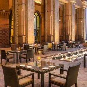 Abu Dhabi Honeymoon Packages Emirates Palace Dining 3