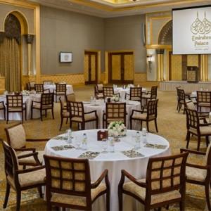 Abu Dhabi Honeymoon Packages Emirates Palace Events