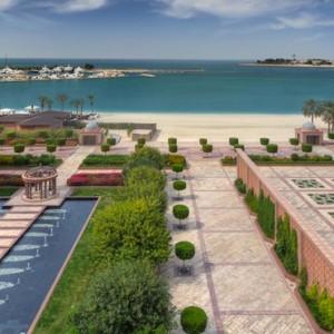 Abu Dhabi Honeymoon Packages Emirates Palace Exterior 7
