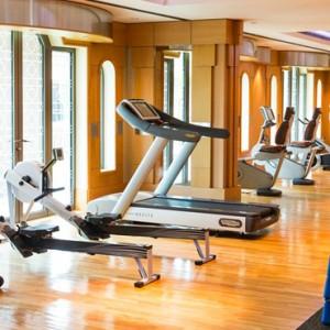 Abu Dhabi Honeymoon Packages Emirates Palace Gym