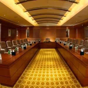 Abu Dhabi Honeymoon Packages Emirates Palace Meeting Room
