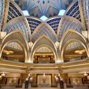 Abu Dhabi Honeymoon Packages Emirates Palace Palace Dome