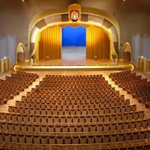Abu Dhabi Honeymoon Packages Emirates Palace Theater
