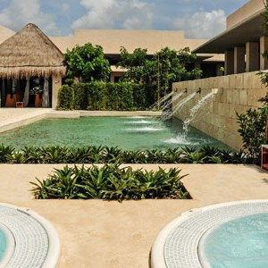 paradisus la perla mexico pool