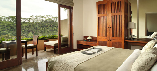 Alila Ubud - Superior room Bedroom