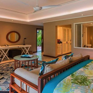 Constance Lemuria - Luxury Seychelles Honeymoon Packages - Junior Suite2