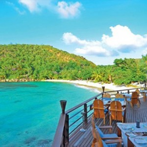 Constance Lemuria - Luxury Seychelles Honeymoon Packages - Ocean view