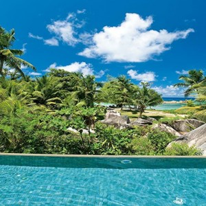 Constance Lemuria - Luxury Seychelles Honeymoon Packages - Pool