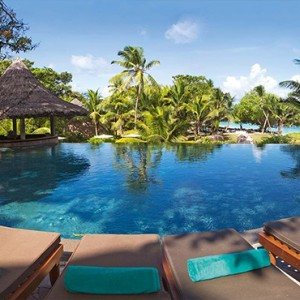 Constance Lemuria - Luxury Seychelles Honeymoon Packages - Pool1