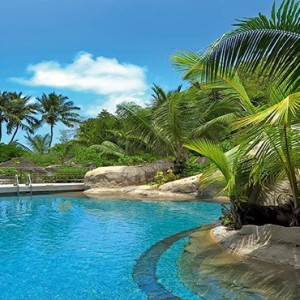 Constance Lemuria - Luxury Seychelles Honeymoon Packages - Pool3